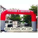 Balloons-Plus.com ผู้ให้บริการ บอลลูน และตกแต่งซุ้มลูกโป่ง