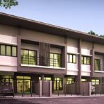 muse house มิวส์เฮ้าส์ โครงการ บ้านทาวน์โฮม 2 ชั้น สุราษฎร์ธานี