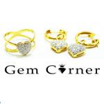 Gem corner จำหน่ายแหวนเพชร แหวนทอง นาฬิกา กล้องถ่ายรูป เครื่องประดับ