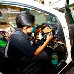 รับหุ้มเบาะรถยนต์ ราคาประหยัด ด้วยช่างฝีมือชั้นเซียน ทำงานกับรถนำเข้า
