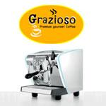 กราซิโอโซ่ ตัวแทนจำหน่ายโดยตรงจากเครื่องชงกาแฟระดับโลก