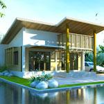 บริษัท ท๊อปนอทช์ แอสเซท จำกัด รับสร้างบ้านพัก โครงการหมู่บ้านจัดสรร