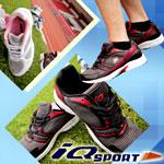 iQ Sport รองเท้ากีฬาและรองเท้าลำลองสำหรับคนไทย