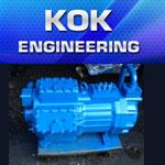 Kok Engineering รับบริการซ่อมคอมเพรสเซอร์ปรับอากาศ ทุกขนาด