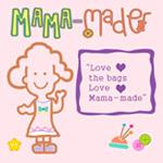 Mama Made Shop จำหน่ายกระเป๋าผ้าแบบต่างๆ เป็นงานทำมือ (Handmade)