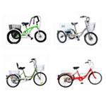 ขายจักรยาน3ล้อ ปั่น-เกียร์และไฟฟ้า Size20-24นิ้ว ทดลองได้ รับประกัน1ปี