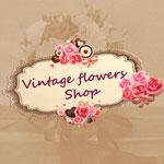 ร้านดอกไม้ vintage flowers ขายดอกไม้ พร้อมส่งดอกไม้