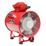 พัดลมโรงงาน สำหรับการทำงานในที่อับลม ช่วยเพิ่มอากาศให้หมุนเวียนภายใน