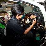 บริษัทให้คำปรึกษาและบริการเกี่ยวกับราคาหุ้มเบาะรถยนต์