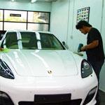 บริษัทรับทำสีเบาะรถยนต์ ทางเลือกใหม่ของเบาะหนังรถยนต์