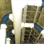 ออกแบบติดตั้ง ระบบ Evaporative โรงงานอุตสาหกรรม