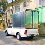 มินิมูฟ บริการขนย้าย รถกระบะรับจ้าง พนักงานยกของ