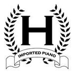 เปียโนมือสอง เกรด A จากญี่ปุ่น