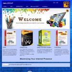 meru GROUP รับออกแบบและพัฒนาเว็บไซต์