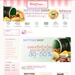 NiftyfairShop เครื่องสำอางค์ราคาถูก ยาลดหุ่น อาหารเสริมลดน้ำหนัก