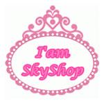 Iam skyshop จำหน่ายเสื้อผ้าปลีกส่ง เสื้อยืดแนววินเทจ เสื้อผ้าแฟชั่นราคาถูก