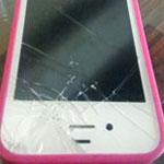 ซ่อม iphone หน้าจอแตก